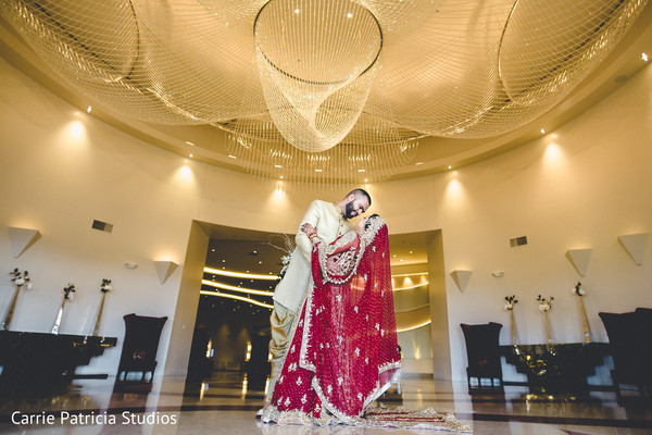 indian bride and groom's fashion,indian groom's sherwany,indian bride anarkali