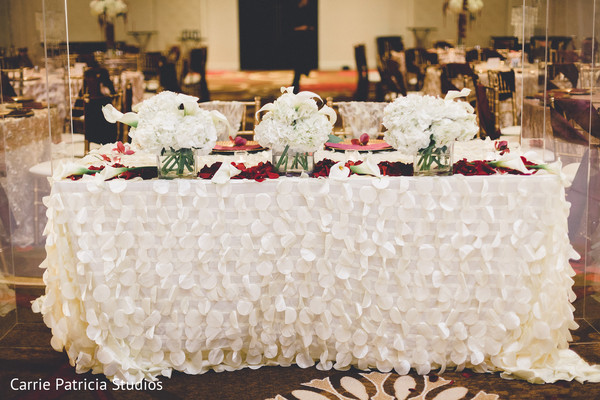 indian wedding table,indian wedding reception,indian wedding decor.
