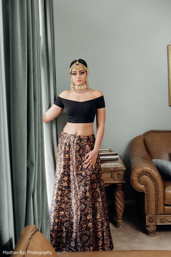 bridal fashion,bridal lengha