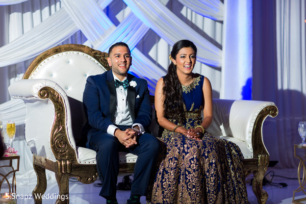 indian bride and groom,indian wedding reception fashion,indian wedding reception mandap