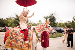 indian pre-wedding celebration,baraat procession,baraat,indian groom