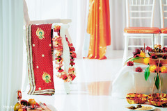 Indian wedding ceremony items