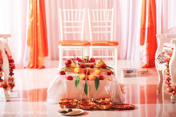 Fantastic indian wedding stage decor