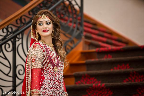 indian wedding gallery,indian bride fashion,bridal tikka
