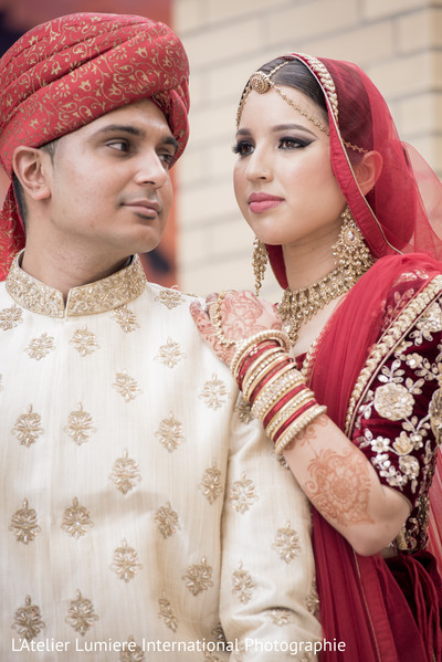 Dreamy indian lovebirds photo shoot