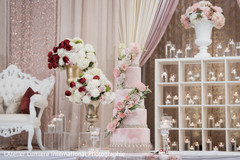 indian wedding reception,indian wedding reception floral and decor,indian wedding cake