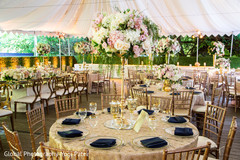 indian wedding reception,indian wedding reception floral and decor,floral centerpiece,indian wedding planning and design