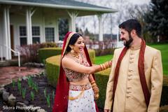 indian bride and groom,indian wedding ceremony fashion,indian wedding venue