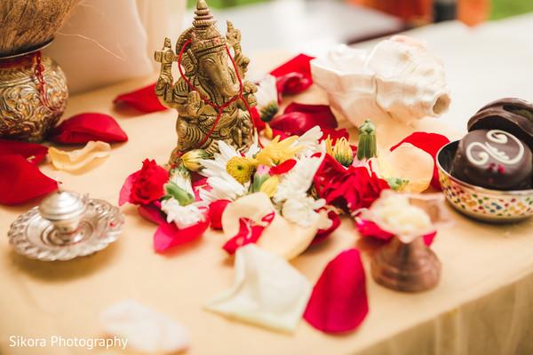 indian wedding items,indian wedding rituals,indian wedding ganesha puja