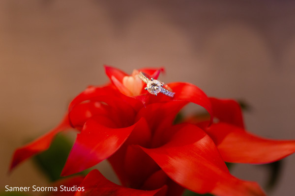 Awesome engagement ring photography