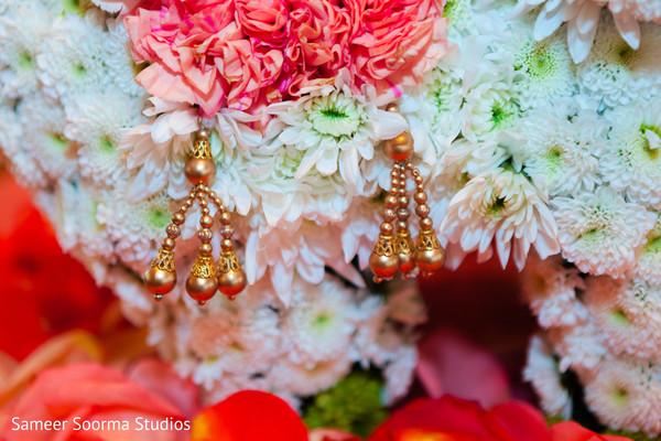 Beautiful indian wedding ceremony decor