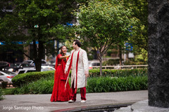 indian bride and groom,indian wedding fashion,indian wedding ceremony fashion