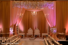 lighting,mandap,indian wedding decor