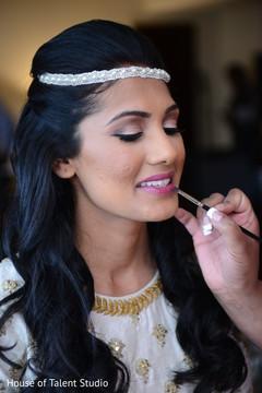 indian wedding,getting ready