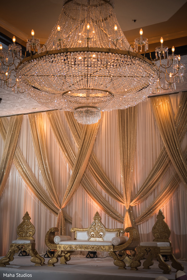 indian wedding decor,floral and decor,wedding stage