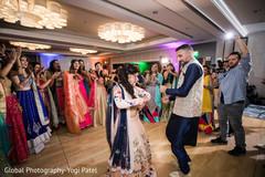 indian wedding gallery,sangeet,indian bride and groom