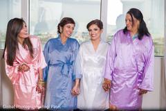 indian wedding gallery,indian bride getting ready,indian bride,indian bridesmaids