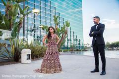 Indian fairy tale affair photo session