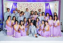indian wedding gallery,indian wedding reception,indian bride and groom,indian bridesmaids and groomsmen