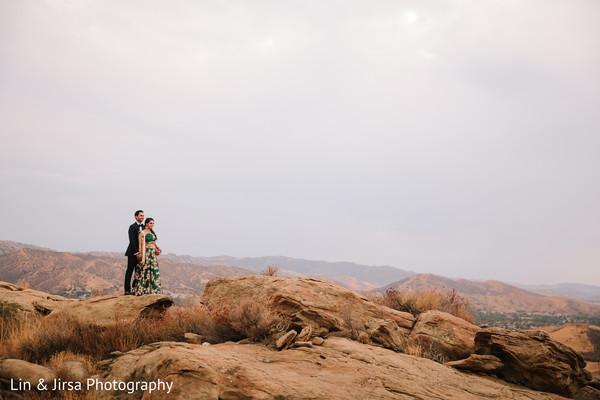 Stunning indian couple photo