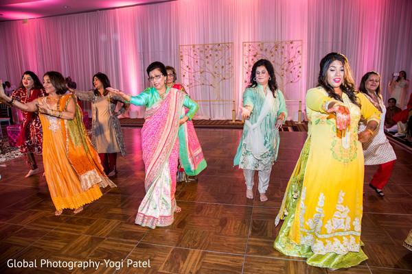 Sangeet night dance performance