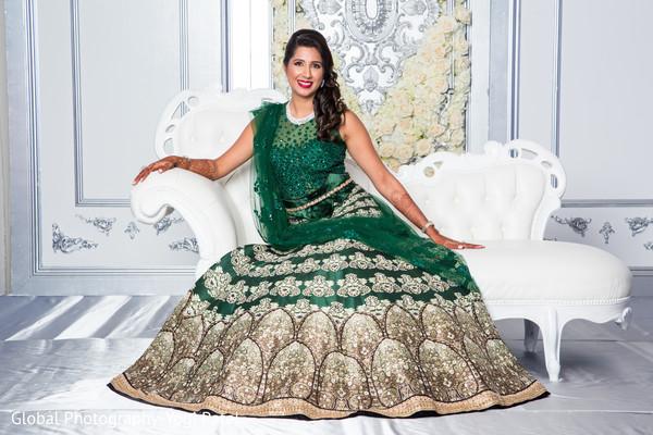 Indian bride look inspiration