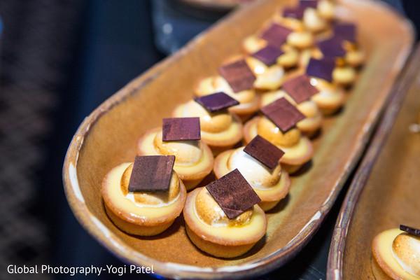 Fascinating wedding desserts