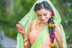 Indian bride fashion inspiration