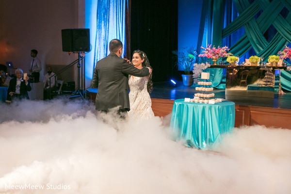 first dance,indian wedding