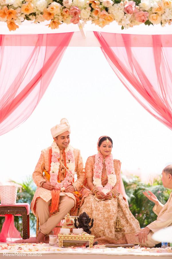 mandap,outdoor wedding,indian wedding