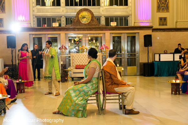 indian wedding gallery,pre-wedding celebrations,indian bride and groom,sangeet