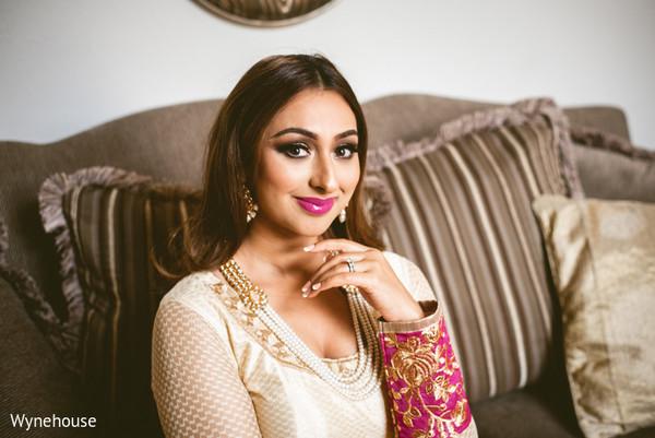 bridal hair and makeup,bridal hair,indian bride makeup