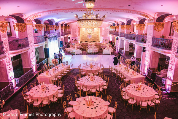 Stunning indian wedding venue