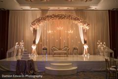 wedding stage,indian wedding stage,indian wedding lighting