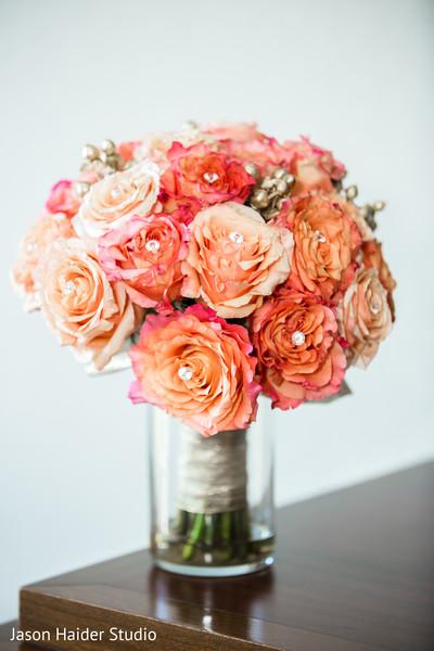 indian wedding gallery,bridal bouquet