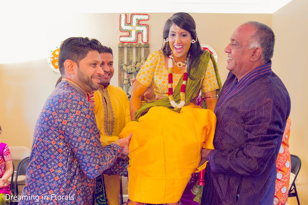 Pre indian wedding traditions