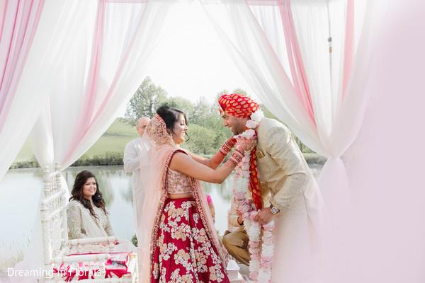Jaimala ceremony