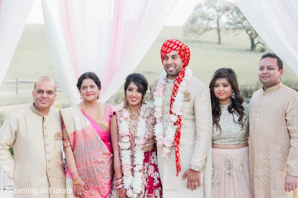 Indian wedding ceremony capture