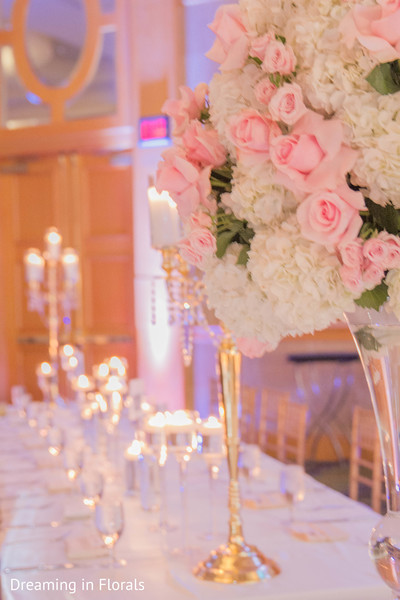 Creative indian wedding centerpieces