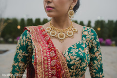 Splendid indian bridal necklace