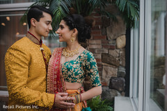 See this lovely indian couple's photoshoot