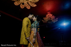 Enchanting indian lovebirds photoshoot