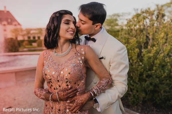 Stunning image of this lovely indian couple