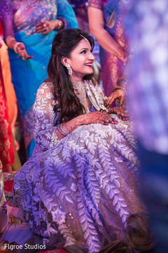Indian bride beautiful portrait