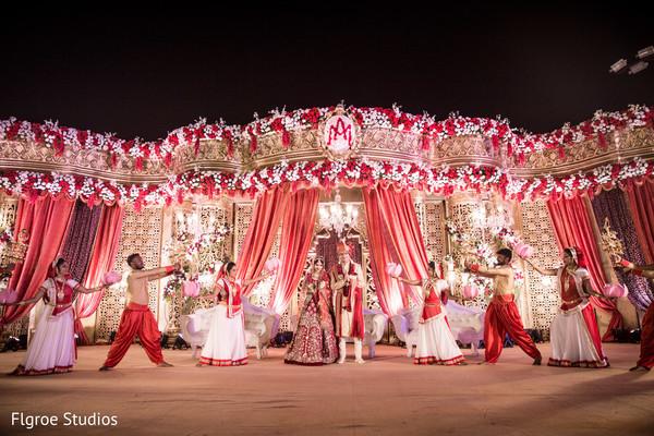 Fairytale indian wedding