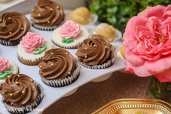 Delicious indian wedding cupcakes