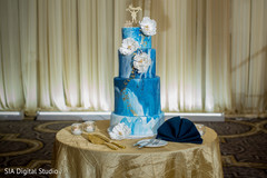 Amazing indian wedding cake