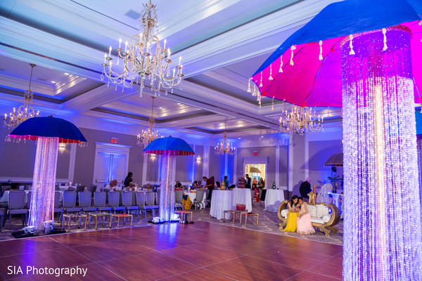 indian wedding gallery,pre-wedding celebrations,sangeet decor