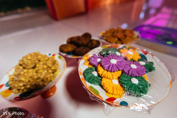 Indian wedding treats