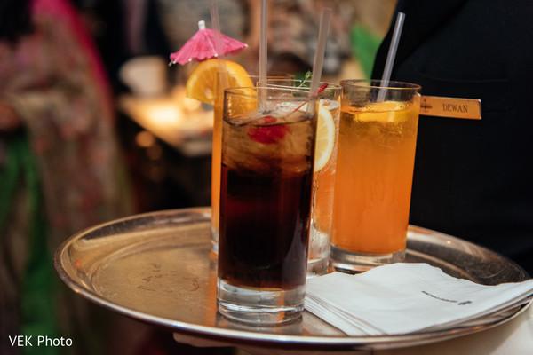 Indian wedding drinks